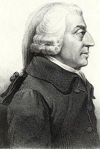 Naissance du libéralisme:  Adam Smith et la théorie de la